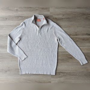 Tommy Bahama tan sweater